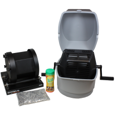 Deluxe Kit 220v Motor (Rebel 17, Separator, Media, Lemishine)