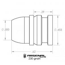 454424 SWC 230 Gr. KEITH